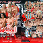 Euro Angels Hardball 19: Reverse Gang Bang Edition Adult DVD