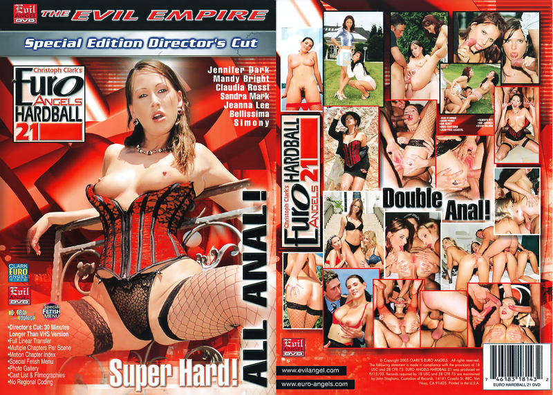Euro Angels Hardball 21: Super Hard Adult DVD