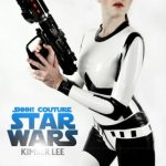 Star Wars Inspired Latex Stormtrooper Fetish Catsuit