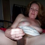 Messy MILF, Lover Of BLACK ROD