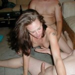 cuckolded: Of course he's being cuckolded…look at that…