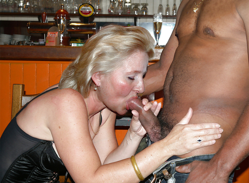 Bar slut sex