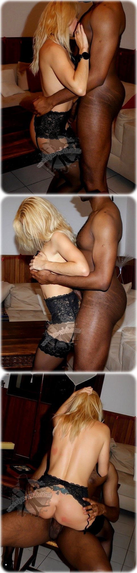 0016 My floozy wife drilled without jo-bag by a black guy