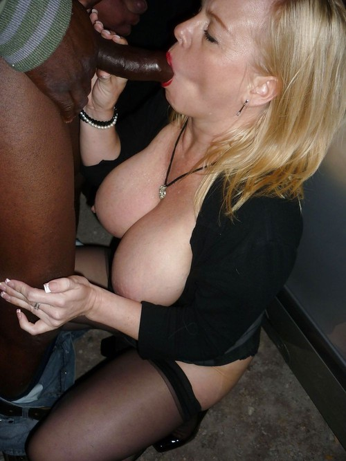 interracial amateur blowjobs
