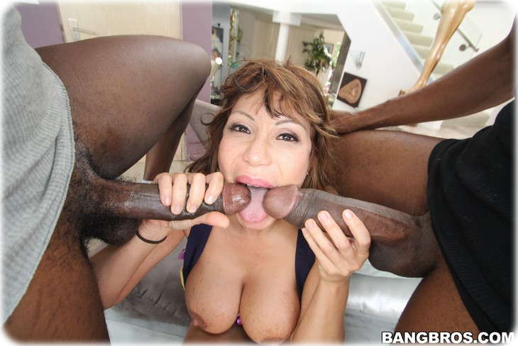 mc11479204 Ava Devine receives fucked by TWO dark cocks