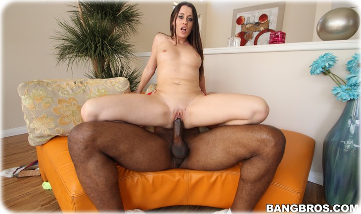 mc11357176 Black brown Brooklyn Jade gets drilled by a darksome guy