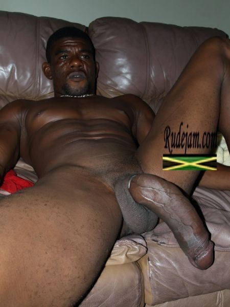 Jamaican big dick