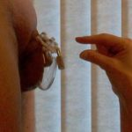 The proper way to size a male chastity device: Measure your…