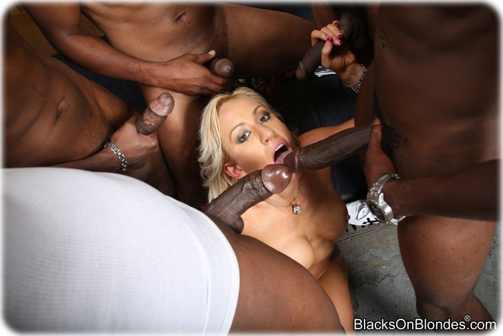 236 Zoey Portland acquires gangbanged by several darksome men