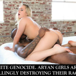 supportinterracial: Nobody can stop the DARKSOME breeding and…