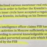 Sex News: Trump 'perverted sexual acts' in Russia allegations, Backpage censored