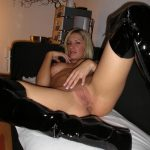onlysmokinghot-amateurs: pinkmethwife: Cow titted fuck meat…