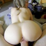 petitehotwifefun: OMG 😍 I love how wide her pussy is being…