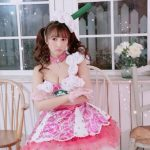 Japanese porn star Yua Mikami becomes sexy Starbucks Frappuccino for Halloween