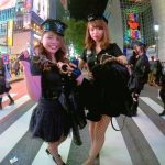 Video reports from sexy Shibuya cosplay madness for Halloween 2017 in Tokyo