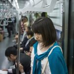 Japanese woman writes book about six years as a victim of daily groping on trains