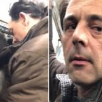Video: Alleged foreign molester caught in the act on train in Tokyo