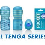 Let Tenga cool you down this summer with these special adult toys and lubes