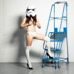 The Hot Side of The Force – Star Wars Eros