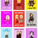 Will You Be My… Sister? Game of Thrones Valentines