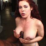 This dude is packing some heat and this redhead loves big powerful jocks