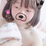 24-year-old Japanese beauty posts OMG nude selfies with used condom