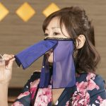 Face veil masks released to rescue the Japanese hostess club industry during the coronavirus era